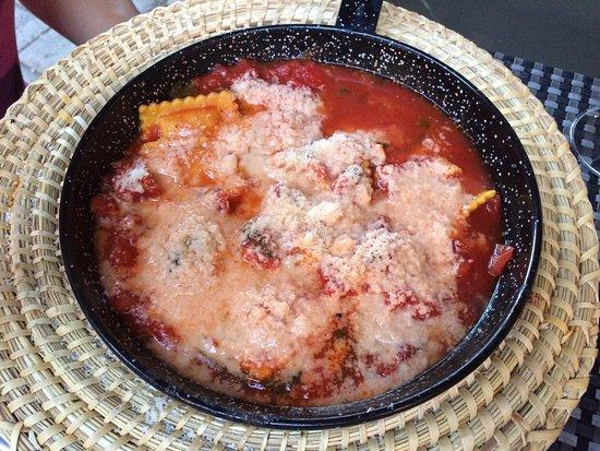 Restaurant Pujols Villa Smeralda
