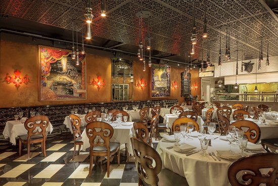 D Amico S The Continental Dining Room