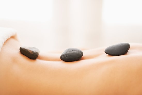 Timsbury, UK: Hot Stone Therapy