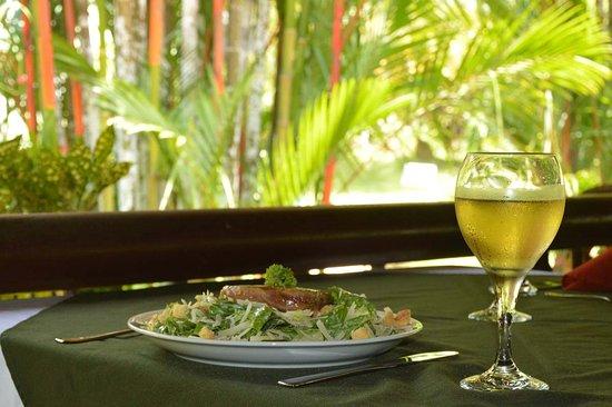 Restaurant & Bar El Rancho: Delicious international dishes