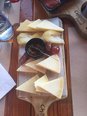 Chapitô à Mesa: Ein wirklich tolles Lokal!! Toller Blick, kleine Karte mit sehr leckeren Gerichten. Preis Leistu