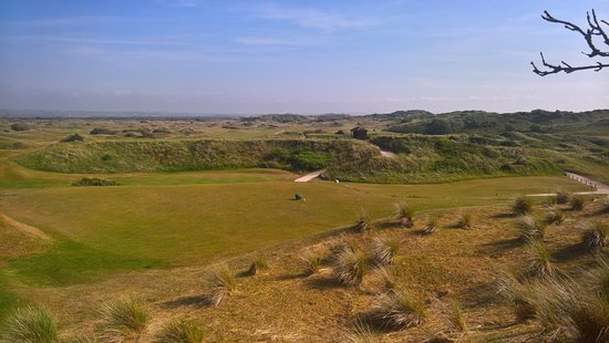 Image result for saunton golf club west