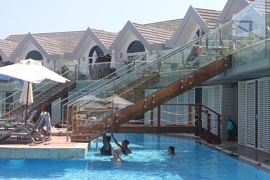Long Beach Resort Hotel Spa Prive Villa