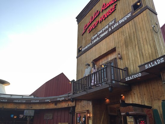 Saddle Ranch Chop House: photo2.jpg