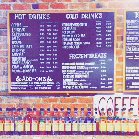 Cru Wine Bar & Beaufort Coffee Shop : photo0.jpg