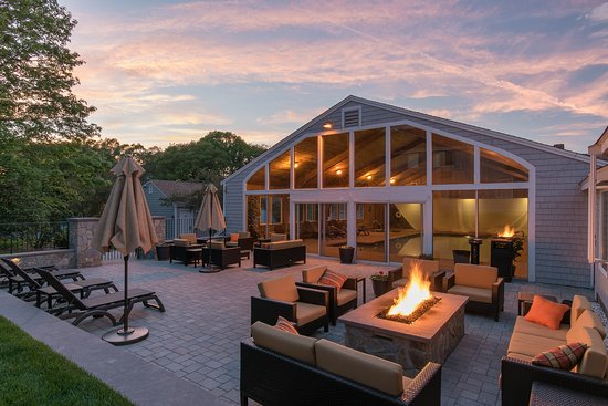 Rockport Inn and Suites: Fire Pit