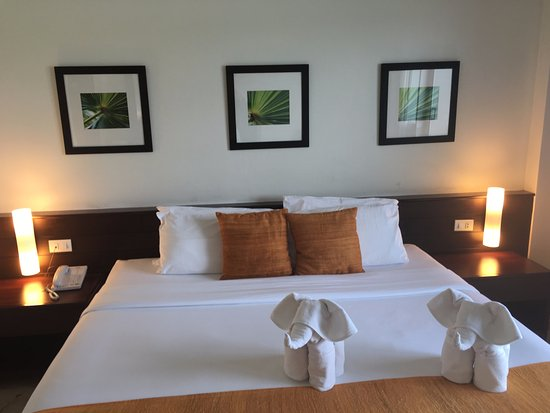 Grand Hotel Pattaya: Superior Room