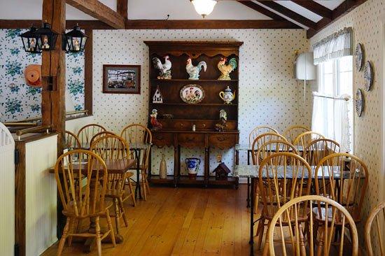 Lakeville, Κονέκτικατ: Breakfast Room
