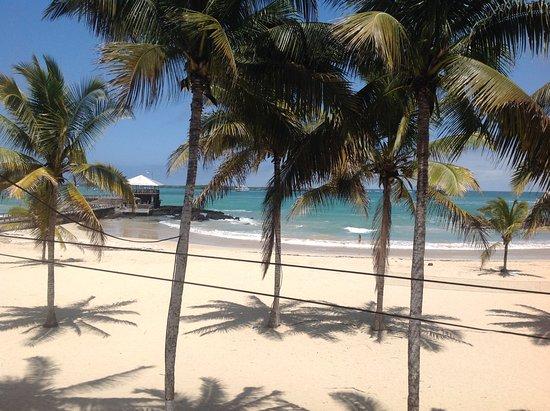 Hotel Albemarle: Hermosa vista al mar