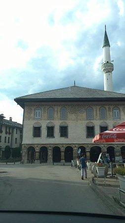 Travnik, Bosnia and Herzegovina: Šarena Džamija