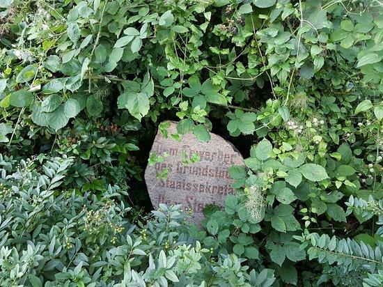 Gedenkstein fur Heinrich von Stephan