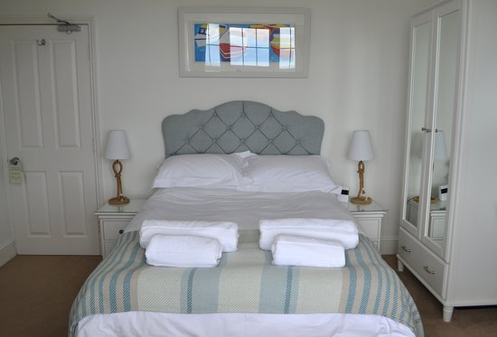 Tregony Guest House: Room 5 Double Bed