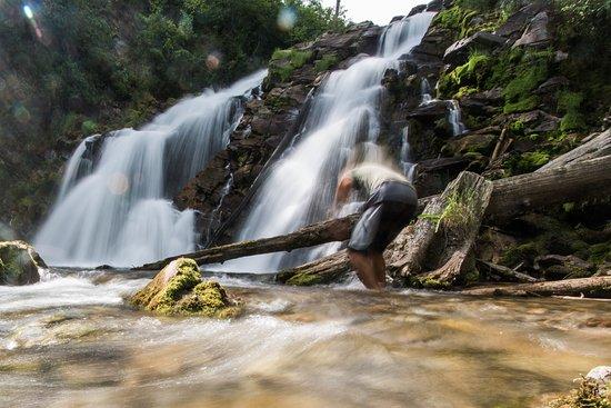 Fairy Creek Falls