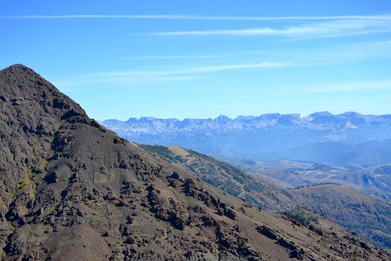 Gardiner Guest House B&B: Picture from the backcountry hike