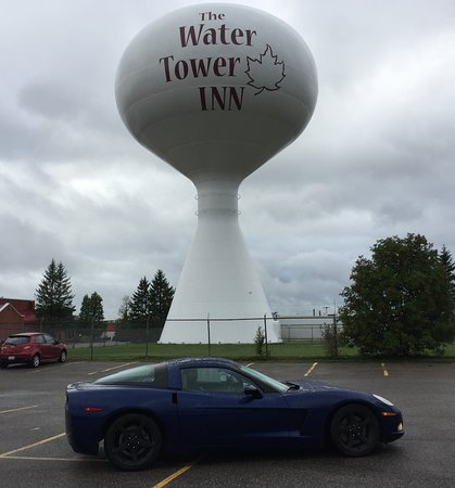Sault Ste. Marie, Canada: Great landmark easy to find