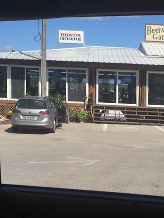 McGregor, IA: Brat and Beer