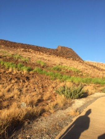 Kawaihae, Hawaje: Ancient sacred spot- do not trespass