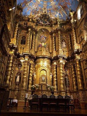 Iglesia de La Compania de Jesus: Bella iglesia