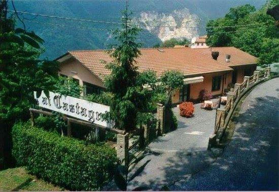 Province of Lucca, Italien: Ai Castagni