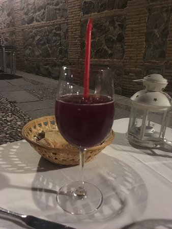 Sonseca, Spain: Sangria without fructs