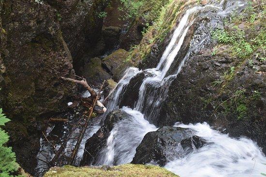 Manganese Falls