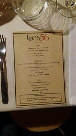 Tres56 lounge bar