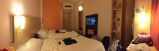 Ibis Harbin Sophia Church Hotel : Room view