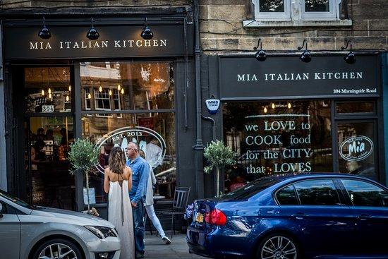 Italian Restaurants Morningside Edinburgh