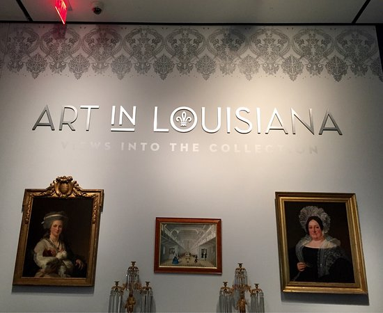 ‪LSU Museum of Art‬