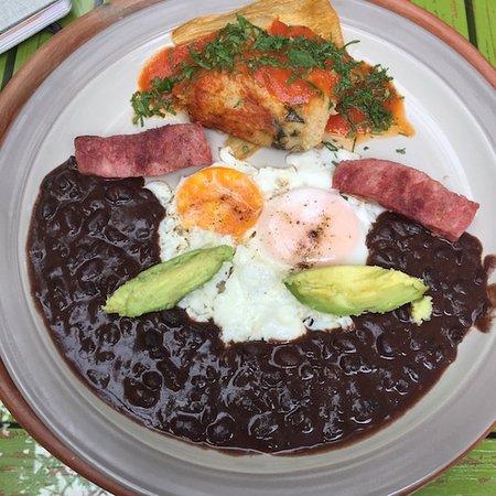 Sabe Rico : Farmer's Breakfast