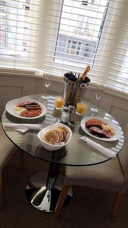ذا باث هاوس لكشري بد آند بريكفاست: Breakfast