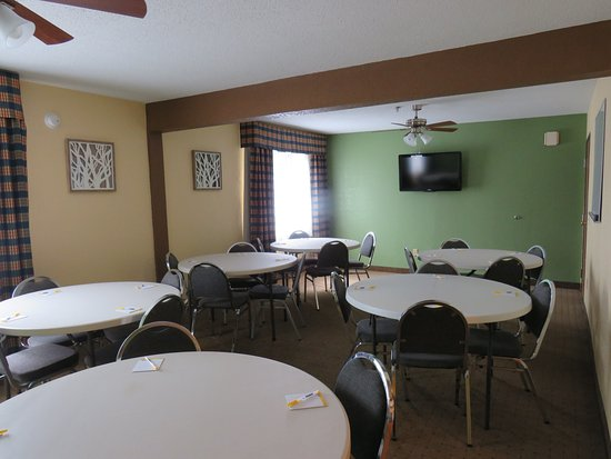 Hillsdale, MI: Meeting Room
