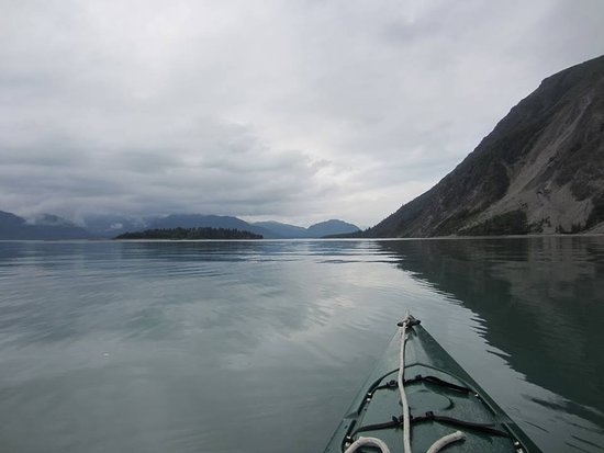 Gustavus, AK: A typical day on the water