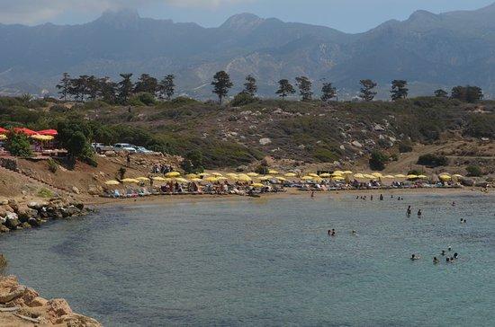 Diana Beach: Nice small beach
