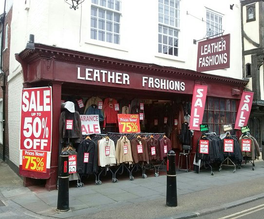Leather Fashions