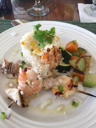 Holetown, Barbados: Wonderful seafood
