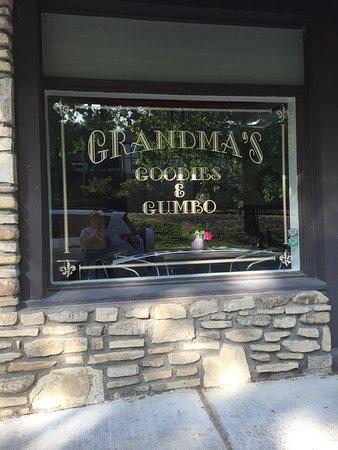 Hollister, Missouri: Grandma's Goodies & Gumbo