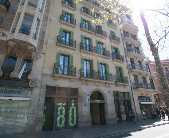 Toc hostel barcelona 43 1 6 5 updated 2019 prices reviews catalonia tripadvisor - Toc toc barcelona ...
