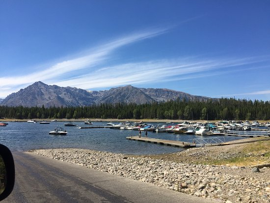 Colter Bay Village: This place rocks and bunks are comfy!