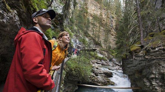 Banff, Canada: Hiking Johnston Canyon