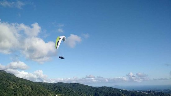 Puerto Rico Paragliding