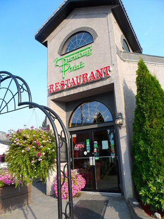 The Turning Point Restaurant: Nice entrance