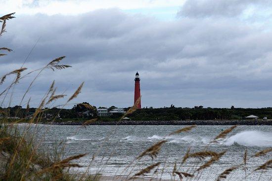 Smyrna Dunes Park Lighthouse Across The Inlet