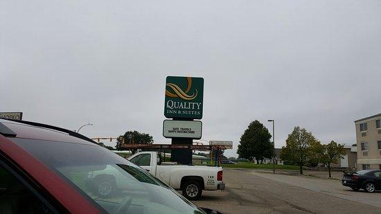 Quality Inn & Suites: 20160830_092040_large.jpg