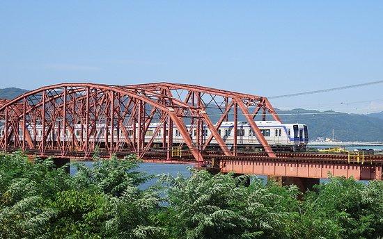 Nankai Main Line Kinokawa Kyoryo Bridge