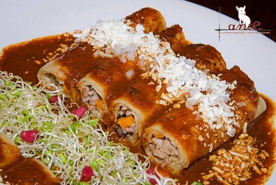 Ante Bistro : Enchiladas dulces