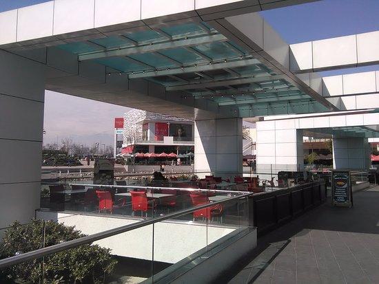 Santiago De Chile Emporio La Rosa Mall Plaza Oeste