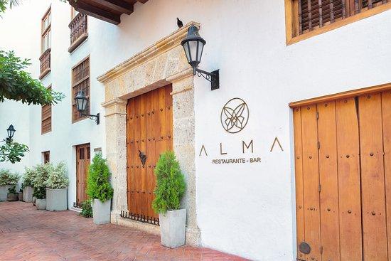 Restaurante Alma - Entrada