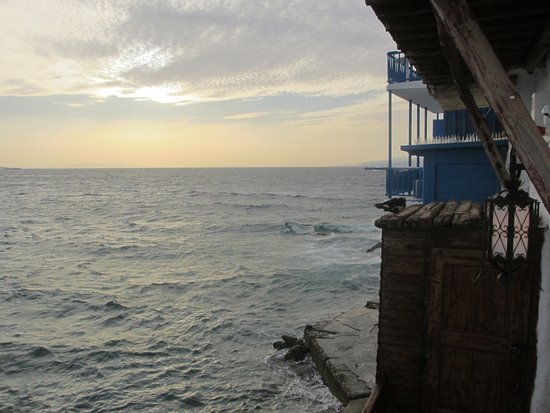 Seaside in little venice