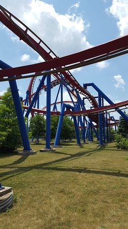Six Flags Great America: Superman: Ultimate Flight